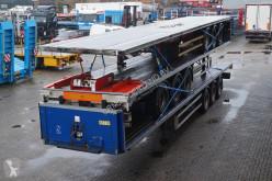 Semi reboque estrado / caixa aberta Schmitz Cargobull Open 3-assig/ 13.6m