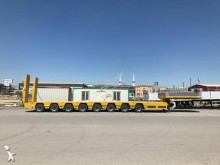 Donat Extendable Lowbed semi-trailer