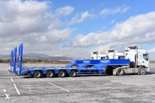 Donat 4 Axle Lowbed semi-trailer new heavy equipment transport