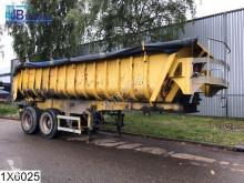 Fruehauf kipper Steel suspension semi-trailer