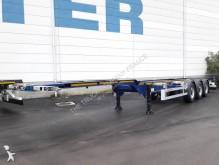 Sættevogn Kässbohrer SHG.L containervogn ny