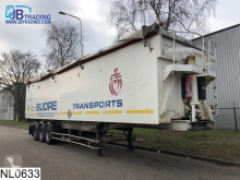 Benalu kipper 75 M3, Steel suspension semi-trailer
