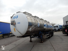 naczepa Van Hool Tank 32 M3 / AdR / Lift axle / Steam heating