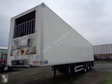 Renders mono temperature refrigerated semi-trailer ROC 12.27 DK + DOUBLE STEERING AXLE +