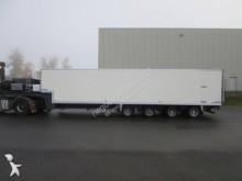 Bizien semi-trailer used multi temperature refrigerated