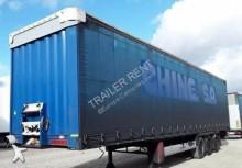 Krone Mega Liner CODIGO XL semi-trailer used tarp