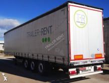 Semirimorchio centinato alla francese Schmitz Cargobull SCS LLANTAS ALUMINIO