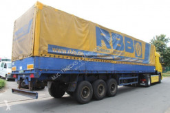 Bunge 3-achsen BLATT / BLATT / LAMES - BACHER + RIDELLES / STEEL SPRING - ALU SIDEBOARDS used other semi-trailers