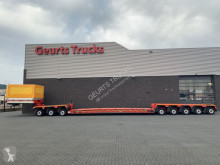 Goldhofer STZ-VP 8-79/80 (3+5) LOWLOADER semi-trailer used heavy equipment transport