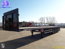 Semirimorchio cassone Flatbed