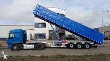 N Fruehauf scrap dumper semi-trailer N FRUEHAUF