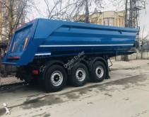Donat half-pipe semi-trailer Hardox Tipper Semi Trailer