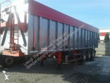 Used cereal tipper semi-trailer Benalu AgriLiner Benalu
