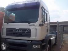Cabeza tractora MAN TGM 18.390 SZM G.Haus Klima ZF-Schalter