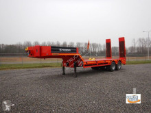 Scorpion NEW TRI/ A SEMI LOWBOY semi-trailer used heavy equipment transport