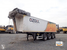 Ozgul NEW TIPPER TRAILER semi-trailer used tipper