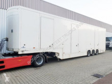 Nc GAV SSA 28 Mega GAV SSA 28 Mega Autotransporter geschlossen semi-trailer used car carrier