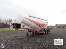 Полуприцеп цистерна Lider UNUSED 2019 LD07 Tri/A Cement Pneumatic Bulk Trailer