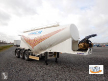 Semi remorque Lider UNUSED 2019 LD07 Tri/A Cement Pneumatic Bulk Trailer citerne occasion