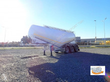 Lider tanker semi-trailer UNUSED ALI RIZA USTA 34 M3 Tri/A Cement Pneumatic Bulk Trailer