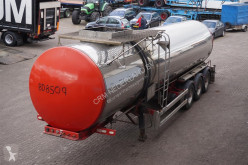 semirimorchio Clayton Bitumen Tank 31.000LTR 3-assig/liftas/staal