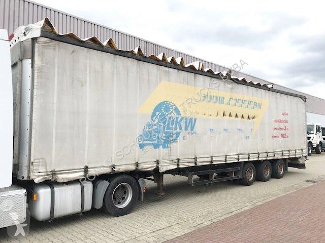 Voir les photos Semi remorque Schmitz Cargobull SCS 24/L-13.62 Mega  24/L-13.62 Mega, Edscha