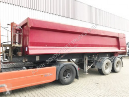Langendorf SKS-HS 18/26 SKS-HS 18/26 ca. 24m³, hydr. Heckklappe used other semi-trailers