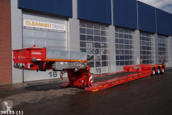 Nooteboom Euro-54-03 Lowbed Extendable Steerable semi-trailer used heavy equipment transport