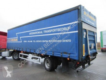 Netam ONCRK 22 110 semi-trailer used tautliner