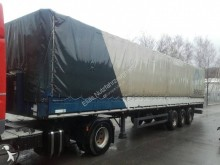 Meusburger MPS 3 Coilmulde Lenkachse Bordwände Asse Sterzante semi-trailer
