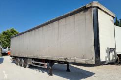 Tirsan SEMIRIMORCHIO, CENTINATO FRANCESE, 3 assi semi-trailer used tautliner