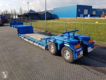 semi remorque Nooteboom ODBAZ-49VV 4 axle Removable Neck, Extendable