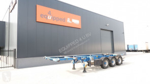 Groenewegen 20FT/30FT, BPW, ALCOA, ADR (EXII, EXIII, FL, OX, AT) semi-trailer used