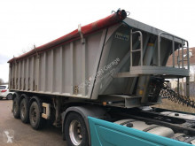 Tisvol construction dump semi-trailer