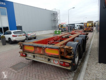 Semitrailer containertransport Renders 5x in stock Euro 800 / 2x Extendable