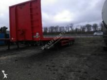 Sættevogn Trax flatbed brugt