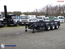 Semitrailer Weightlifter container trailer 30 ft (tipping) containertransport begagnad