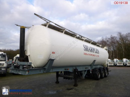 Cobo tanker semi-trailer Powder tank alu 58 m3 (tipping)