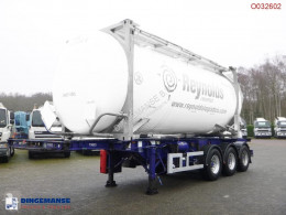 Semi remorque porte containers container trailer 20-30 ft