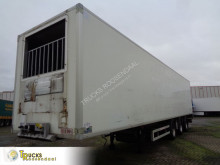 Renders mono temperature refrigerated semi-trailer ROC 12.27 DK + DOUBLE STEERING AXLE + + BPW