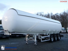 Trailer tank gas Guhur Gas tank steel 49.1 m3