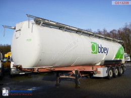 Trailer tank LAG Powder tank alu 60.5 m3 (tipping)