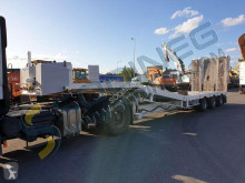 Semiremorca ACTM S55315EA - transport utilaje second-hand