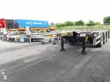Kässbohrer AVMH semi-trailer new container