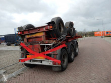 Kögel container semi-trailer 20 FT chassis / Air suspension