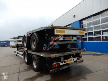Van Hool container semi-trailer 2B1027