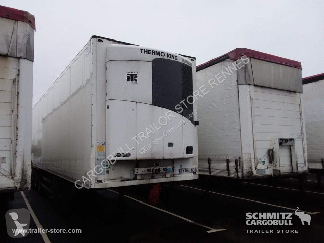 Voir les photos Semi remorque Schmitz Cargobull Frigo standard Double étage