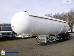 Trailer tank gas Gas tank steel 47.8 m3