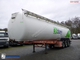 LAG tanker semi-trailer Powder tank alu 60.5 m3 (tipping)