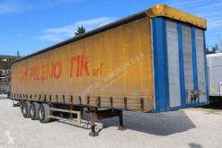 trailer Brenta SEMIRIMORCHIO, CENTINATO FRANCESE, 3 assi